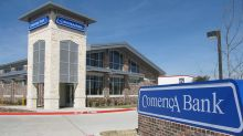 Comerica's Sluggish Lending, Revenue Sink Superregional Bank Stocks