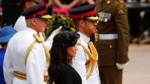 British royals give gift of dignity to Australia's war dead