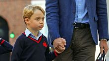 Is Prince George about to be sent to boarding school?