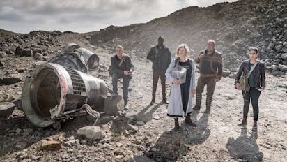 Jodie Whittaker's first season of 'Doctor Who' reviewed