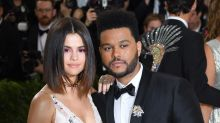 Selena Gomez cuddly pic with The Weeknd is your daily reminder that they are goals
