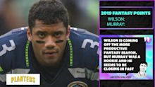Should I pick Russell Wilson or Kyle Murray in my fantasy football draft?
