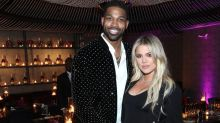 Inside Khloé Kardashian's Very Pink Baby Shower