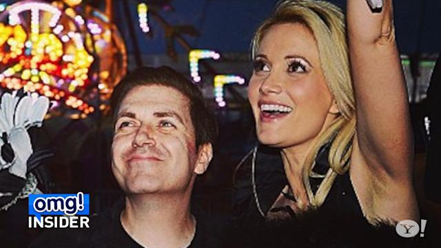 Holly Madison and Her Baby Daddy Take the Next Step