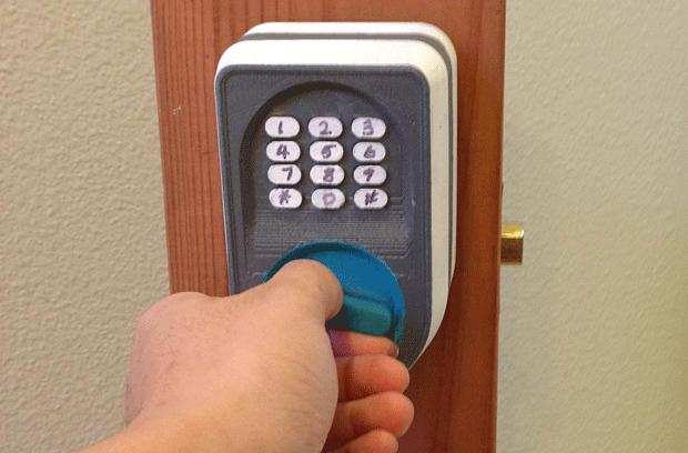 Insert Coin semifinalist: Smart Knob brings keypad access to your front door