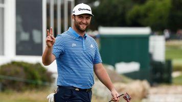 El español Rahm termina entre los primeros en el US Open de golf