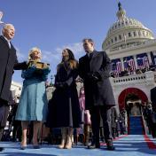 【Yahoo論壇/翁履中】靠正義和民主,拜登能團結分化的美國?