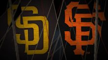 Padres vs. Giants Highlights