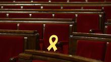 The Latest: Catalan president to travel to Denmark next week