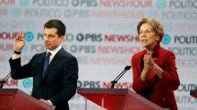 CNN Commentators Challenge Warren On Buttigieg's 'Purity Test' Charge