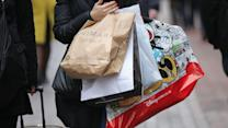 April Retail Sales Increase Less Than Expected
