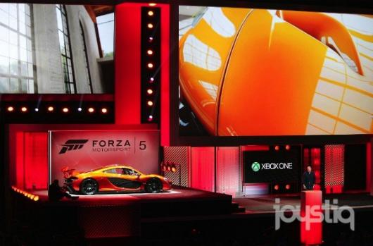 Forza 5 to feature a 'Drivatar' that races while you're away [Update: trailers!]