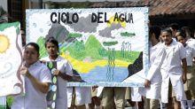 Estudiantes de El Salvador reforzarán su resiliencia ante el cambio climático