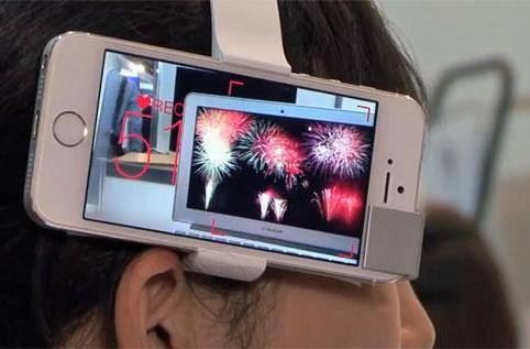 Neurocam uses brainwaves to trigger hands-free photos, straps an iPhone to your head (video)