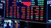Wall Street en net recul, inquiète face au ralentissement économique