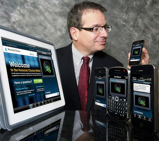 IBM wants to put the power of Watson in your smartphone