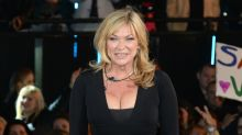 Claire King was attacked with a brolly by 'Emmerdale' fan angry at Kim Tate