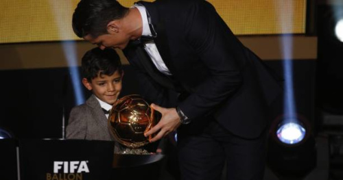 Foot - WTF - Quand Cristiano Ronaldo Junior humilie ses copains