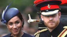 Prinz Harry und Herzogin Meghan reisen nach Südafrika