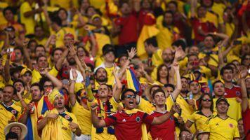 La fiebre amarilla se toma Saransk: Colombia jugará de local ante Japón