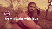 When An Indian Taxi Driver Falls In Love With A Russian Tourist...
