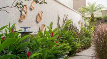 12 ideias simples para o corredor do quintal