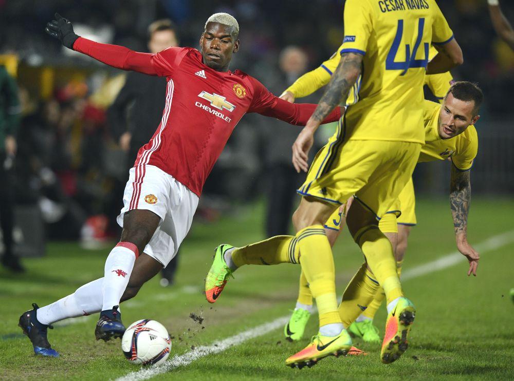 Rostov 1 x 1 Manchester United: Reds Devils apenas no empata na Rússia