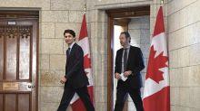 Trudeau's principal secretary, Gerald Butts, resigns amid SNC-Lavalin furor