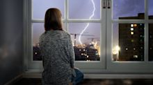 Why do we suffer from headaches before a thunderstorm?