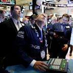 Dow slides 350 points as fears about coronavirus rattle investors