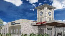 New emergency hospital in works near Port San Antonio