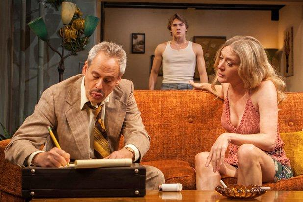 Downtown Race Riot Theater Review, Happy Harry's Furniture