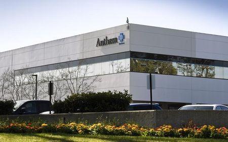 The office building of health insurer Anthem is seen in Newbury Park, California February 5, 2015. REUTERS/Gus Ruelas