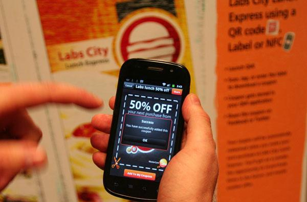 MasterCard demos Google Wallet, QkR platform for mobile payments