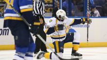 NHL Three Stars: Predators beat Blues; Oilers down Ducks