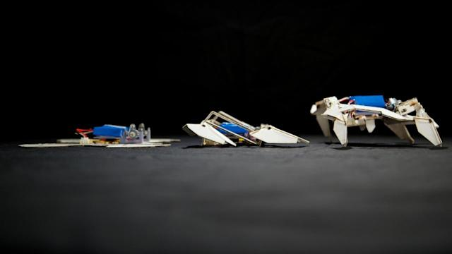 Scientists Engineer Origami-Inspired Transformer