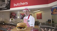 Morrisons is selling an absolutely giant burger for Father's Day