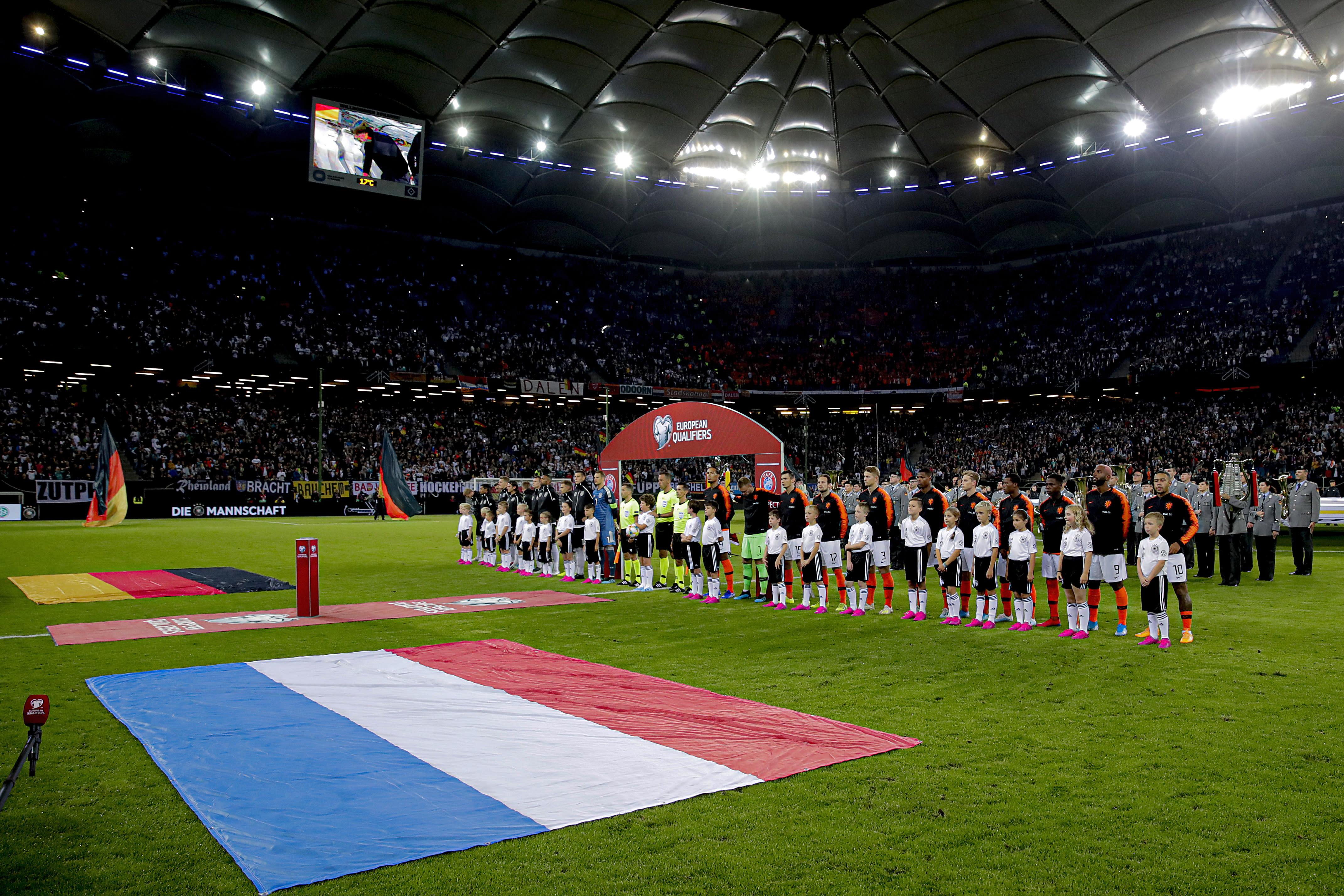 Deutschland Gegen Niederlande 2021