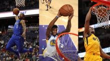 NBA litness test: The case for an all-rookie Slam Dunk contest