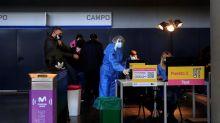Argentina registra 11.183 nuevos casos de covid-19 y 274 fallecimientos