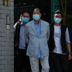 HK tycoon Jimmy Lai arrested under security law, bearing out 'worst fears'