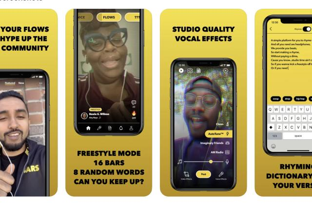 Facebook's BARS is an experimental TikTok-like app for rappers