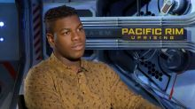 Son of Stacker: John Boyega on taking 'Pacific Rim' reins from Idris Elba