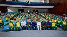 Nos Jogos Militares, delegação do Brasil artificialmente cultiva imagem de potência esportiva