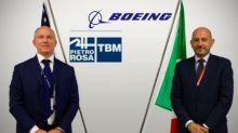 Pietro Rosa TBM stipula un accordo pluriennale con Boeing per la fornitura di forgiati in titanio