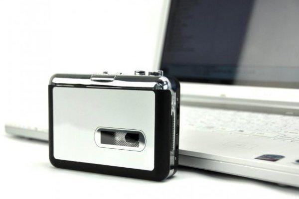 Tec Hideoto portable cassette player time-travels from 1994, gets USB audio for its trouble