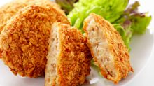 The Japanese have a strange tradition of eating croquettes during typhoon season