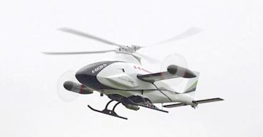 Kawasaki 機隊擴充!計畫於 2025 年推出K-Racer混合直升機