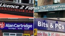 Oh my cod! 15 of the most pun-tastic shop names in Britain