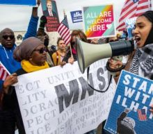 Ilhan Omar: Somali Americans vow to stand up to Trump attacks